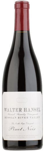 Walter Hansel South Slope Pinot Noir