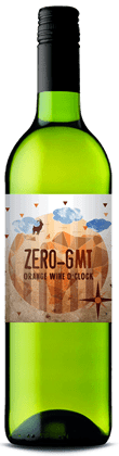 Zero-GMT Orange Wine