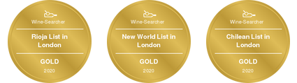 Wine SearcheGold Medals