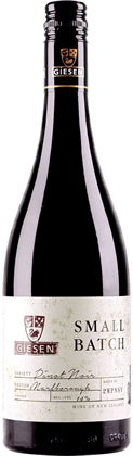 Giesen Vineyard Small Batch Pinot Noir