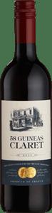 58 Guineas Claret Bordeaux