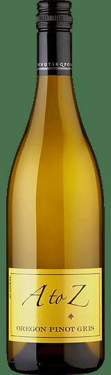 A to Z Oregon Pinot Gris