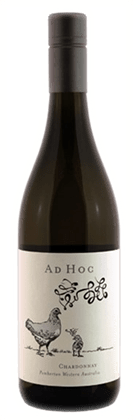 Ad Hoc Hen And Chicken Chardonnay Pemberton Larry Cherubino
