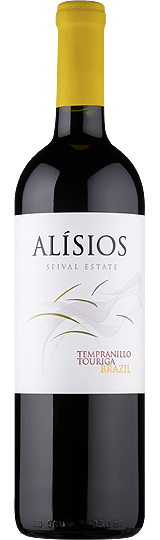 Alisios Seival Estate Tempranillo Touriga