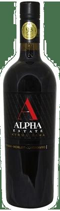 Alpha Estate Florina Estate Red