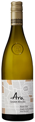 Ara Select Blocks Pinot Gris
