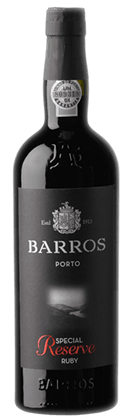 Barros Special Reserve Port NV