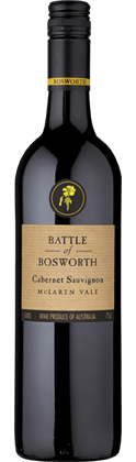 Battle of Bosworth Cabernet Sauvignon McLaren Vale