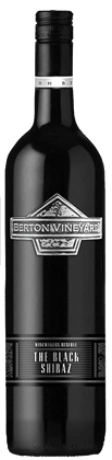 Berton Vineyard Winemakers Reserve Black Shiraz