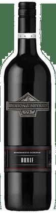Berton Vineyard Winemakers Reserve Durif