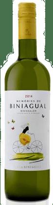 Bodega Biniagual Memories Blanc Mallorca