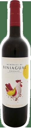 Bodega Biniagual Memories Negre Mallorca