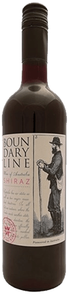 Boundary Line Shiraz