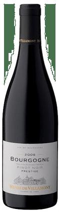 Bourgogne Pinot Noir Prestige Henri de Villamont