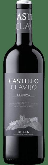 Castillo de Clavijo Rioja Reserva