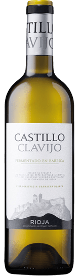 Castillo de Clavijo Rioja Blanco Barrel Fermented