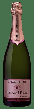 Champagne Bernard Remy Brut Rose NV
