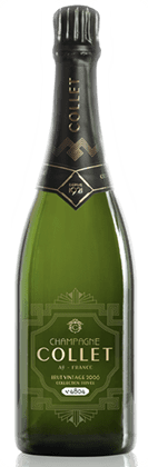 Champagne Collet Brut Collection Privee
