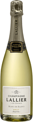 Champagne Lallier Grand Cru Blanc de Blancs