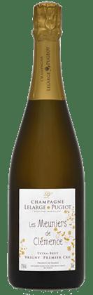 Champagne Lelarge-Pugeot Les Meuniers de Clemence Extra Brut 1er Cru NV