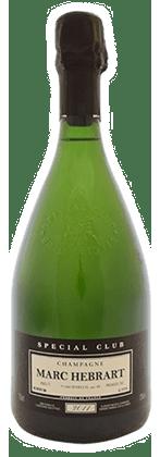 Champagne Marc Hebrart Cuvee Special Club 1er Cru