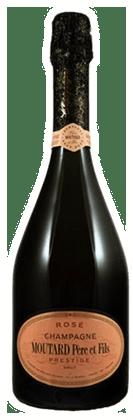 Champagne Moutard Prestige Rose
