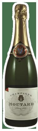 Champagne Moutard Brut Reserve NV