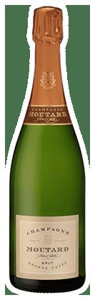 Champagne Moutard Grande Cuvee NV