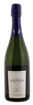 Champagne Moutard Cuvee 6 Cepages