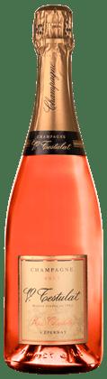 Champagne Testulat Rose