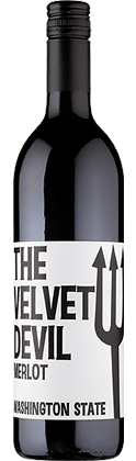 The Velvet Devil Merlot Charles Smith
