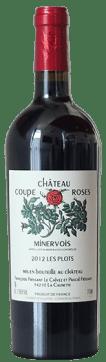 Chateau Coupe Roses Les Plots Minervois