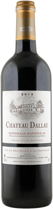 Chateau Dallau Bordeaux Superieur