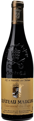 Chateau Maucoil Chateauneuf-du-Pape Tradition Rouge