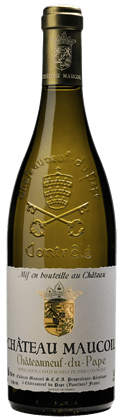 Chateau Maucoil Chateauneuf-du-Pape Tradition Blanc