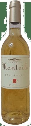 Chateau Monteils Sauternes