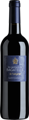 Clos Bagatelle Rouge A l'Origine Saint-Chinian