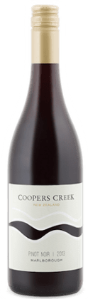 Coopers Creek Pinot Noir