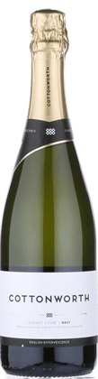 Cottonworth Classic Cuvee English Sparkling Wine