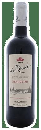 Domaine La Rouviole Minervois Cuvee Classique