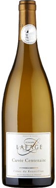 Domaine Lafage Cuvee Centenaire Blanc