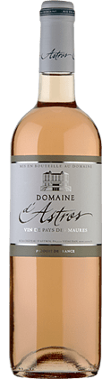 Domaine d'Astros Vin de Pays des Maures Rose