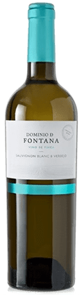 Dominio de Fontana Blanco Sauvignon Blanc & Verdejo