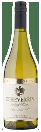 Echeverria Chardonnay Gran Reserva