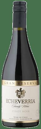 Echeverria Pinot Noir Gran Reserva