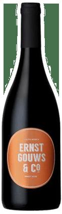 Ernst Gouws & Co Pinot Noir Western Cape