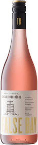 False Bay Whole Bunch Cinsault Mourvedre Rose