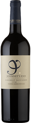 Journeys End Single Vineyard Cabernet Sauvignon