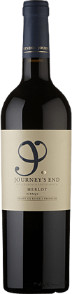 Journeys End Single Vineyard Merlot