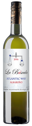 La Bascula Atlantic Way Albarino